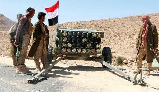 الجيش الوطني يسيطر على 85% من مديرية نهم ويقترب من صنعاء