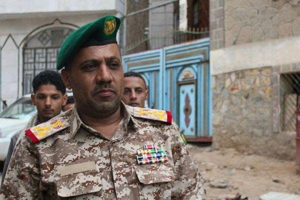 قائد عسكري يؤكد اقتراب الحسم في جبهة نهم