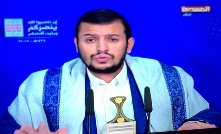 عبدالملك الحوثي يهاجم انصار صالح ويصفهم بعديمي الشرف والكرامة والرجولة