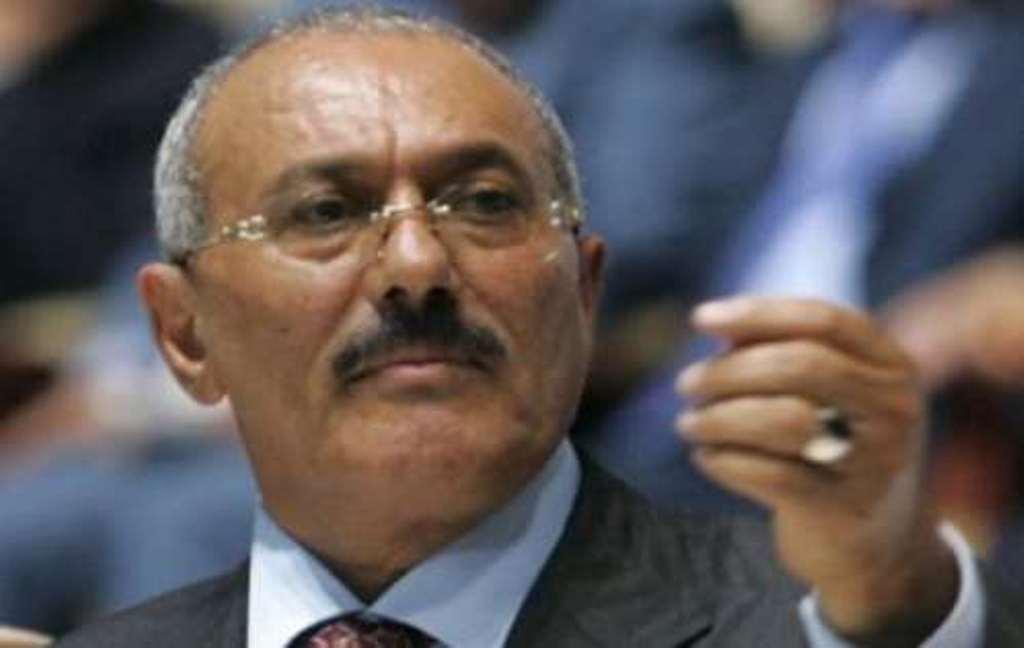 صالح يعلن رسميا فض الشراكة مع مليشيا الحوثي