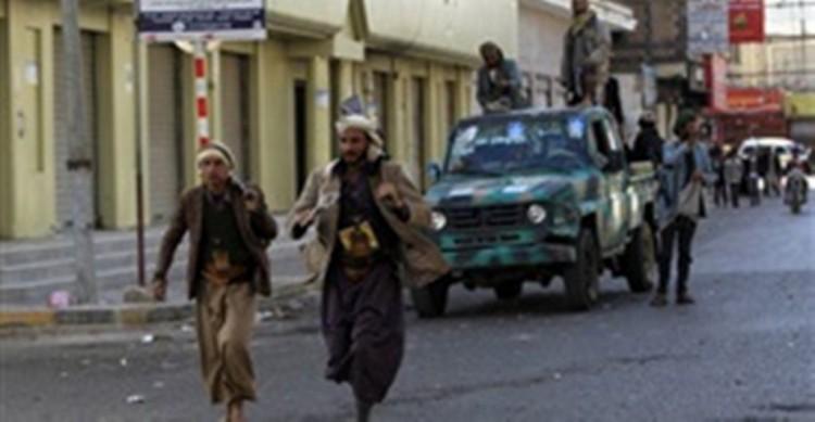 صنعاء: مصادر تؤكد استمرار الحملة الحوثية في اقتحام المنازل واختطاف المواطنين