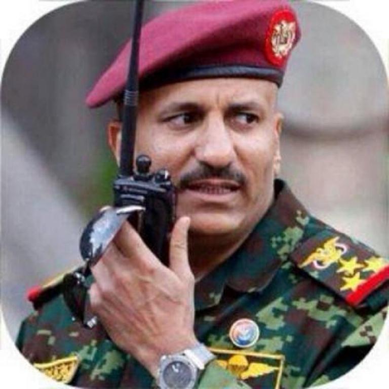 """سلطات مأرب تكشف حقيقة وصول """"طارق صالح"""" وعمه إلى مأرب"""