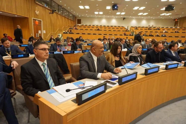 اليماني يحمل ميليشيات الحوثي مسؤولية اجلاء موظفي الامم المتحدة من صنعاء