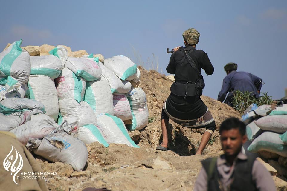 مصرع سبعة من مليشيا الحوثي في مواجهات شمال وشرق تعز