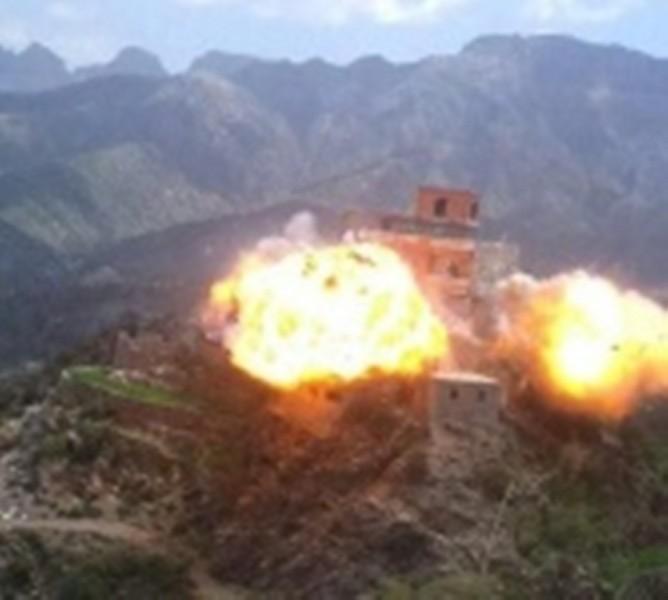 بالاسماء والمهام.. قتلى وأسرى مليشيات الحوثي في مواجهات مع الجيش الوطني بحجة