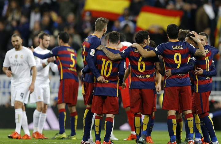 """تعرف على ابرز """" 5 """" أخطاء جعلت ريال مدريد يخفق أمام برشلونة"""