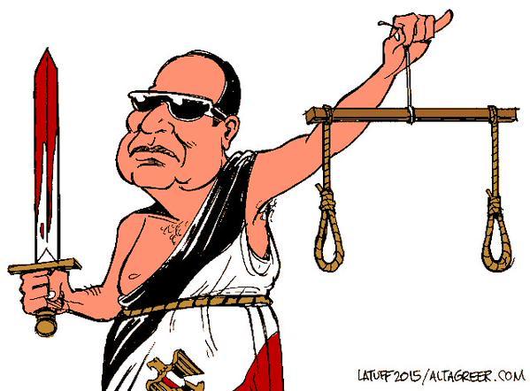 """الأمم المتحدة مصدومة من الإعدامات في مصر والمنظمة العربية لحقوق الإنسان في بريطانيا تعتبرها """"جريمة قتل عمد مع سبق الإصرار"""""""