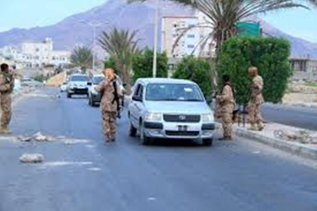 إشتباكات عنيفة بين قوات النخبة الحضرمية وعناصر من تنظيم القاعدة بمديرية دوعن بمحافظة حضرموت