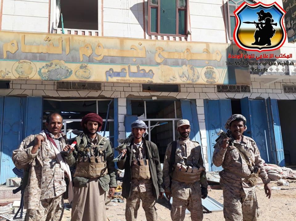 تطورات عسكرية جديدة في جبهة البقع والجيش الوطني يسيطر على مواقع جديدة… تفاصيل
