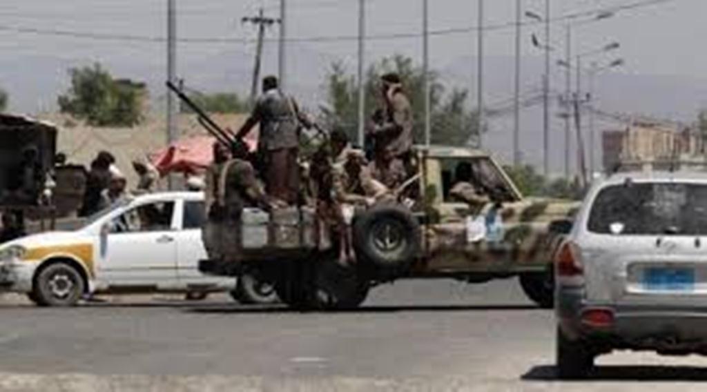 بعد تصاعد النزاع.. مليشيا الحوثي تنهي خلافاً بين أسرتين في أرحب بتفجير منازلهما