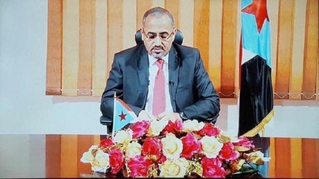 "Al-Zubaidi announces ""military mobilization"" against National Army in Wadi Hadramout"
