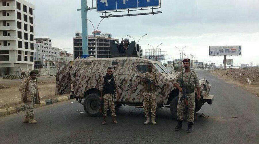 ورد قبل قليل.. قوات الحماية الرئاسية تباشر سيطرتها على العاصمة عدن