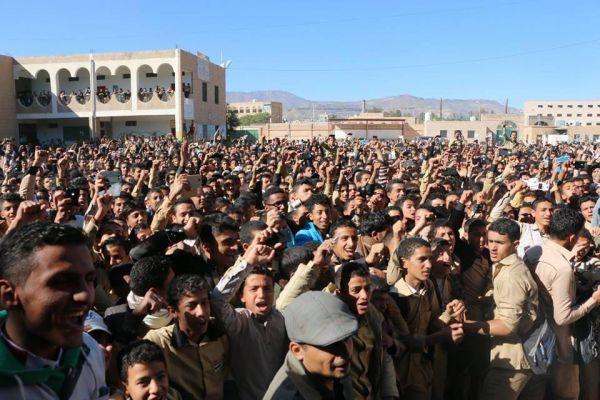 مستغلة اضراب المعلمين.. مليشيا الحوثي تنفذ عملية خطيرة في مدارس صنعاء