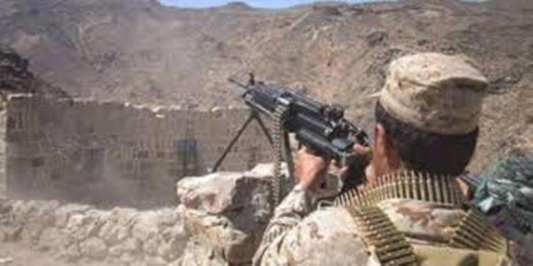 قوات الجيش الوطني تستعيد مواقع في الصلو والأقروض جنوب تعز وتتقدم تجاه مديرية خدير