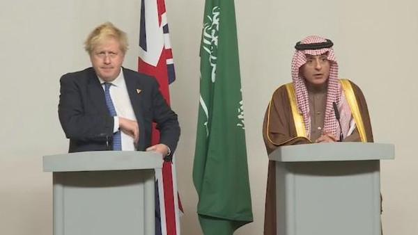 تصريح جديد لوزير الخارجية السعودي يكشف نهب الحوثيين أكثر من 4 مليار دولار