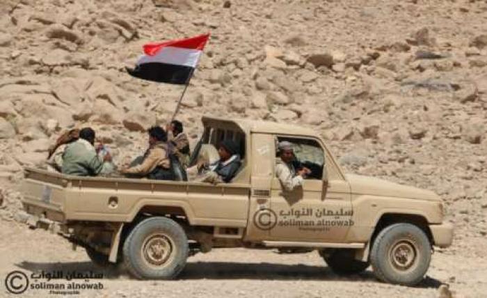 الجيش الوطني يستكمل تحرير جبال البياض الاستراتيجية بنهم