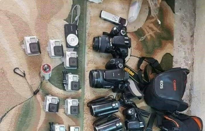 أمن عدن يلقي القبض على فريق تصوير تابع لتنظيم داعش