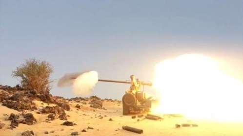 مقتل قياديين حوثيين بارزين في صرواح فجر اليوم وقوات الجيش تلقن المليشيات دروساً قاسية في جبهة المشجح