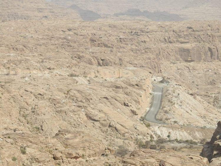 اللواء الخامس حرس حدود يسيطر على مرتفعات استراتيجية في باقم