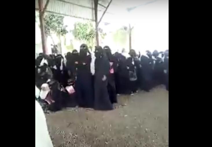 مليشيات الحوثي الايرانية تجبر مديرات مدارس صنعاء لحضور دورات طائفية