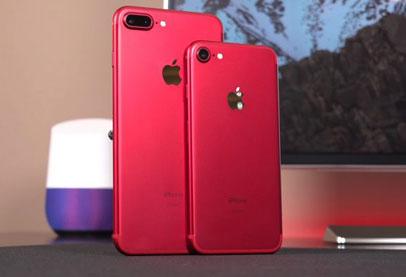 التكنولوجيا في خدمة الصحة.. أيفون 8 باللون الأحمر لمؤازرة مرضى السيدا