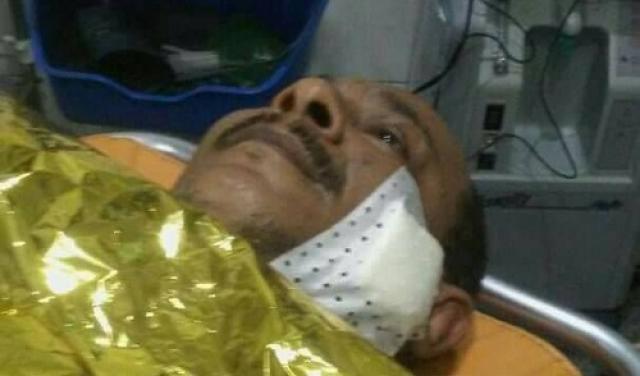 """محاولة اغتيال """"تاجر""""في عدن بسلاح كاتم الصوت"""