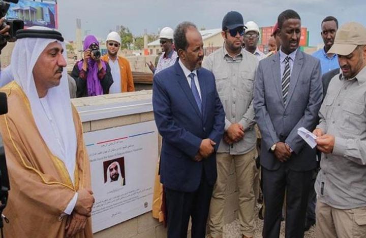 لن تصدق ماذا عملت الإمارات ردا على ازمتها مع الحكومة الصومالية.. تفاصيل صادمة