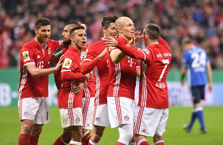 بفوز كاسح.. بايرن ميونيخ يبلغ نهائي كأس ألمانيا