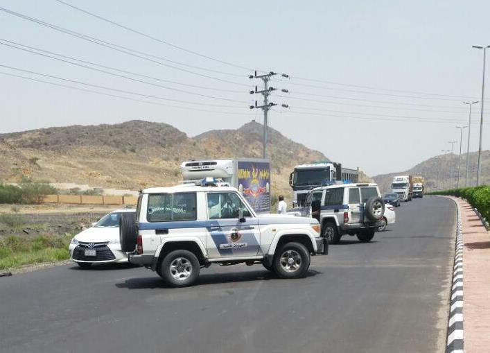 مقتل ثلاثة من افراد نقطة تفتيش بمنطقة عسير السعودية