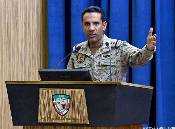 """الناطق باسم التحالف: تحرير صعدة سيمكن قوات الشرعية من دخول صنعاء """"دون قتال"""""""
