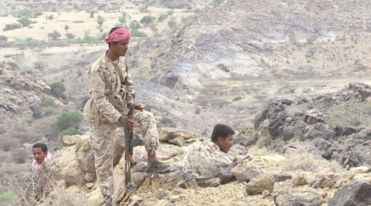 قوات الجيش الوطني تحبط هجوما لمليشيا الحوثي غرب تعز