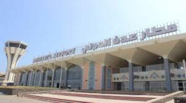 حقيقة تحليق الطيران بشكل غريب في اجواء مطار عدن الدولي