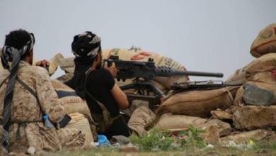 قيادي حوثي يلقى مصرعه مع عدد من مرافقيه أثناء تسللهم الى مواقع الجيش غرب تعز