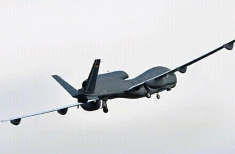 حجة: الجيش الوطني يسقط طائرة مسيرة جاهزة للتفجير