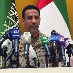 """كشف أن """"206"""" صاروخ اطلقت على المملكة.. المالكي: تحرير الحديدة حق أصيل للحكومة الشرعية"""