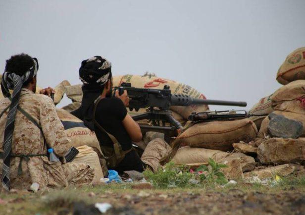 قوات الجيش الوطني تتقدم في ماوية شرق تعز وتحرر مواقع استراتيجية