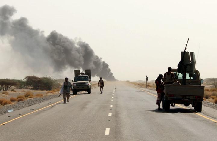 قوات الجيش الوطني تقطع خط امداد مليشيات الانقلاب في الدريهمي