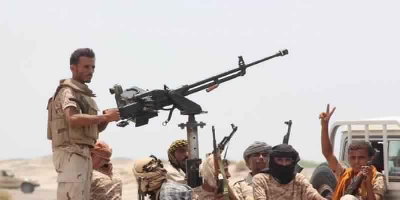 """الجوف: قوات الجيش الوطني تحرر جبل """"بوانة"""" الاستراتيجي"""