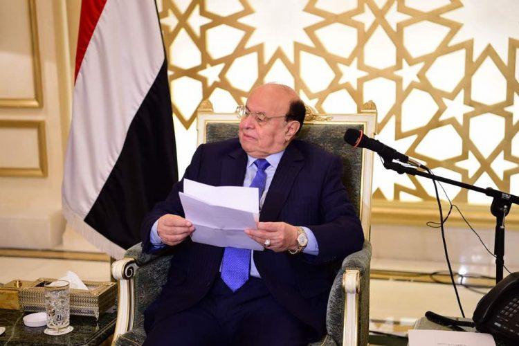 عندما يتكلم الرئيس هادي (بإمكاني .. ولكن)
