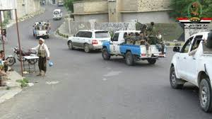 الحملة الأمنية في تعز تلقي القبض على 8 مطلوبين وتعيد فتح شوارع وأحياء مغلقة