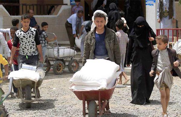 هكذا هي معاناة نازحي الحديدة في العاصمة صنعاء (تقرير)
