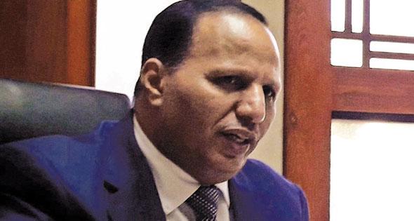 المستشار عبدالعزيز جباري يعلق على اعلان الامارات توقف العمليات في الحديدة