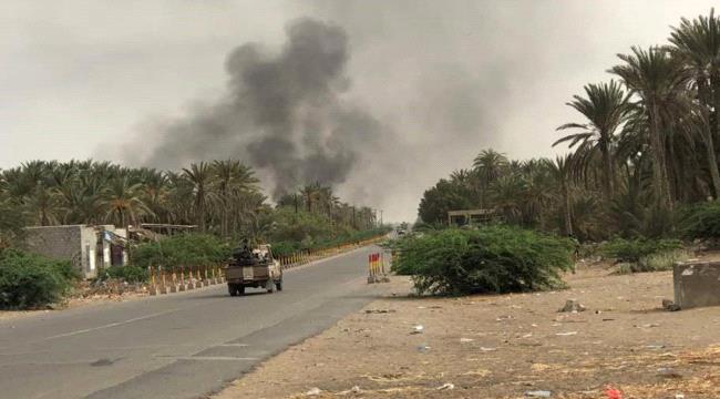 مقتل وإصابة عددا من المواطنين بقصف لمليشيا الحوثي على الأحياء السكنية في التحيتا