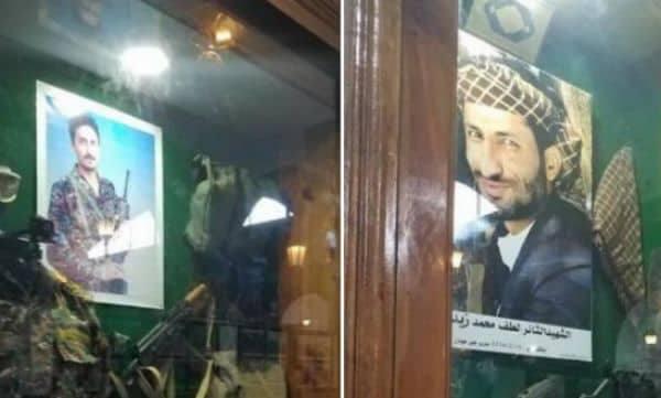 الحوثيون ينهبون قطع أثرية من المتحف الوطني بصنعاء ويضعون مكانها صور قتلاهم
