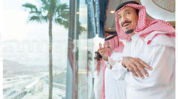 الملك سلمان يأمر بإستضافة 1500 حاج من ذوي أسر شهداء الجيش الوطني اليمني والقوات السودانية