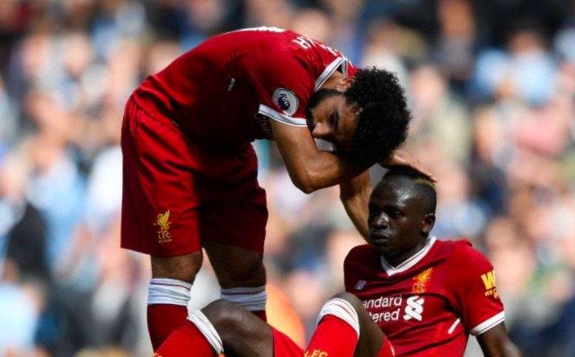 خلاف محمد صلاح وماني يصعب المهمة على مدرب ليفربول