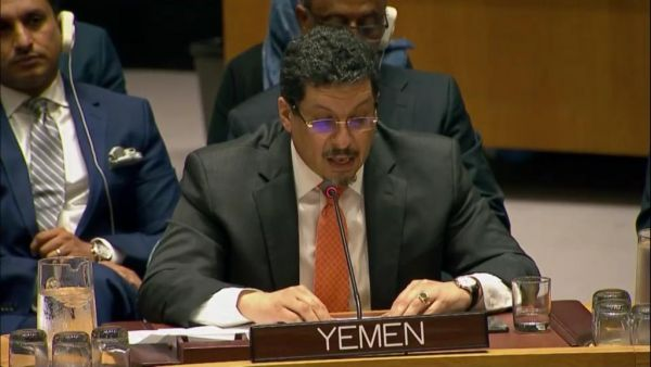 الحكومة: أي جهود أممية للمشاورات في اليمن يجب أن تحترم صلاحياتنا الدستورية