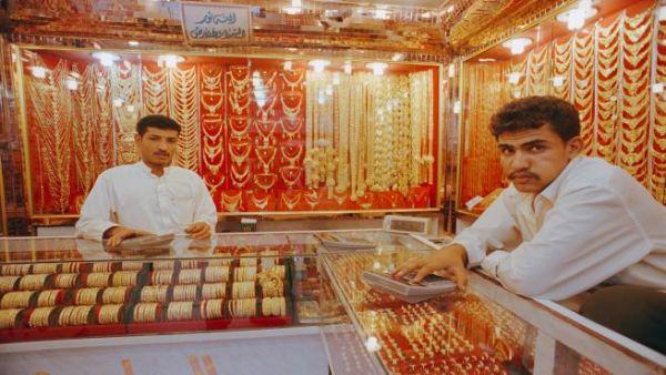 ارتفاع ملحوظ لأسعار الذهب في اليمن