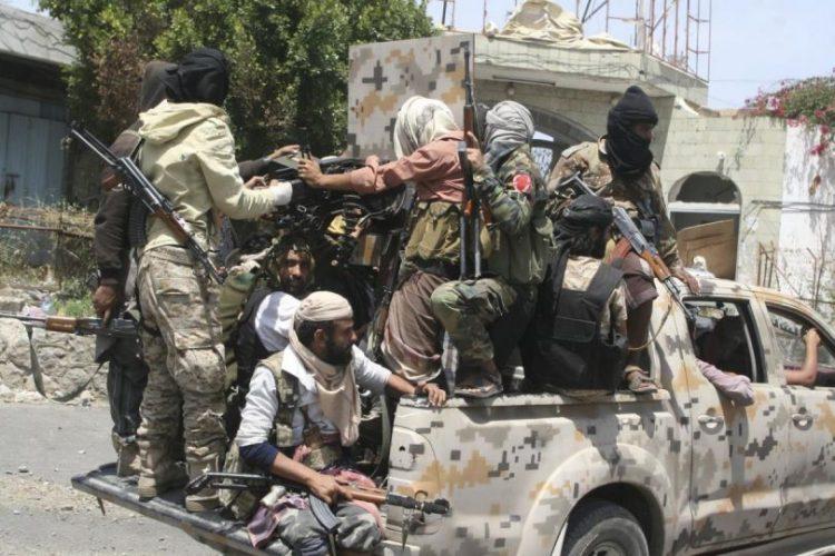 كتائب أبو العباس المدعوم إماراتيا تقتل تاجر سلاح في تعز وتنهب محله