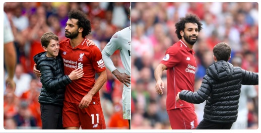 ليفربول يبدأ مشواره بفوز كبير على وستهام يونايتد، ومحمد صلاح يضع بصمته